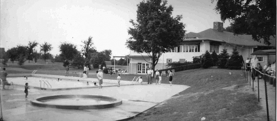 Original Oak Ridge Pool